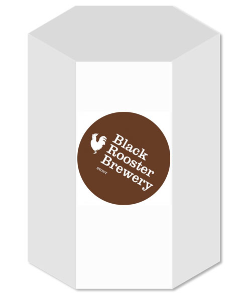 Black Rooster Regular Stout en fût de 30 L