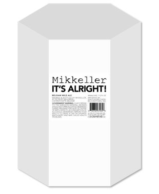Mikkeller It's Alright ! en fût de 30 L